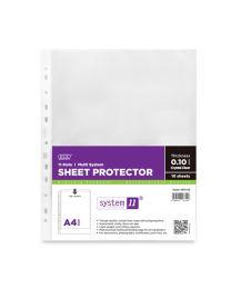KCK A4 Sheet Protector - 1101-10