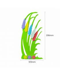 C3013: Eva Classroom Deco - Flower 1