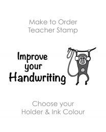 SPE003: Teacher Stamp English