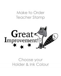 SPE005: Teacher Stamp English