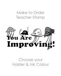SPE007: Teacher Stamp English