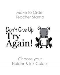 SPE008: Teacher Stamp English