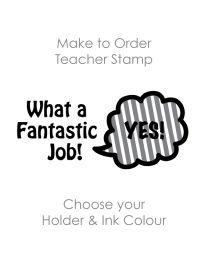 SPE011: Teacher Stamp English
