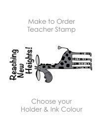 SPE012: Teacher Stamp English