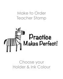 SPE014: Teacher Stamp English