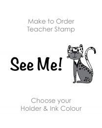 SPE017: Teacher Stamp English