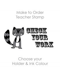 SPE018: Teacher Stamp English