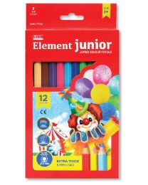 CP123: KCK Element Junior Colour 12's
