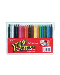 CRBT24: Young Artist Crayons 24's