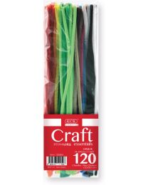 HC 12030M: KCK Craft Pipe Cleaners 120's
