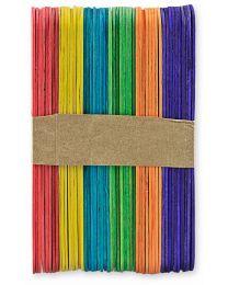 "HC 215C: Wooden Craft Stick ""Colours"""