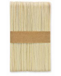 """HC 215W: Wooden Craft Stick """"Natural"""""""