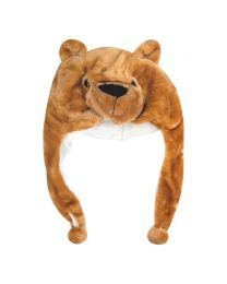 HTBEAR: Head Puppet- Bear