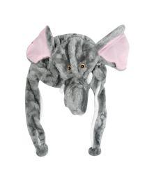 HTELEPHANT: Head Puppet- Elephant