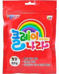 NR AJG00011: Nara Clay - Red