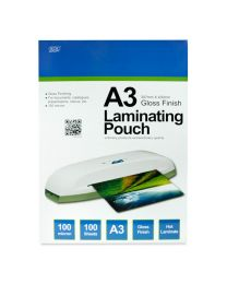 KCK A3 Gloss Laminating Pouch - LM3100