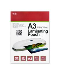 KCK A3 Gloss Laminating Pouch - LM3150