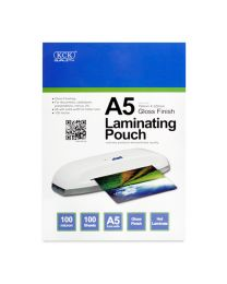 KCK A5 Gloss Laminating Pouch - LM5100