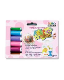 MA 560-6A: Marvy Fabric Marker 6's
