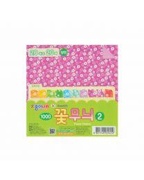 "NR AEH00027: Nara Craft Paper ""Flower 2"""