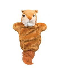 PTSQUIRREL: Hand Puppet- Squirrel