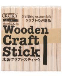 "HC 115W: Wooden Craft Stick ""Original"""