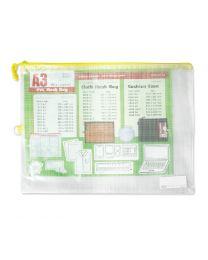 1010 Series PVC Mesh Bag - A3
